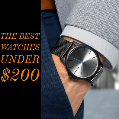 The best watches under $200: That you can buy right now