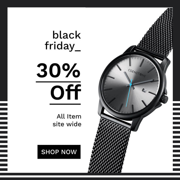 black for on friday sale watches