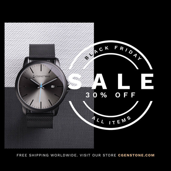 Black-Friday-Sale 2018-Men's-Watches
