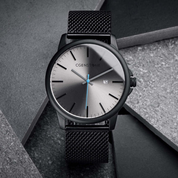 Gray watches by cgenstone - time pieces