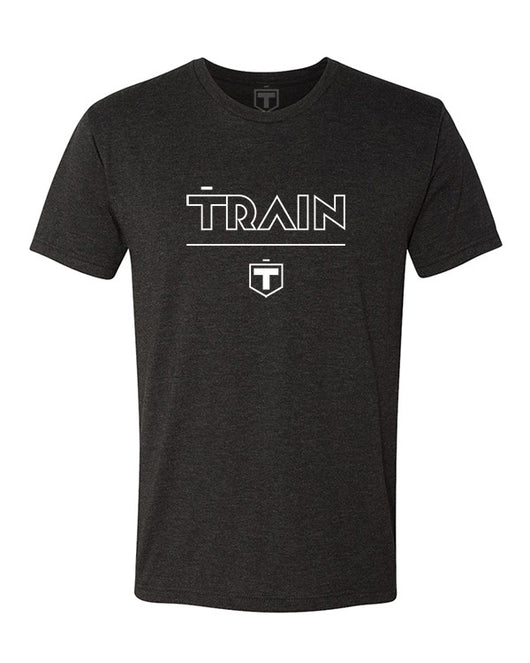 Train Short Sleeve Tee