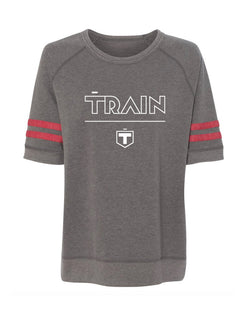 TRAIN Short Sleeve Sweatshirt