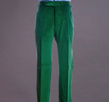 Cotton Corduroy Trousers