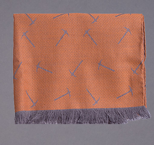 Escorial Pick Axe Scarf