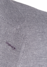 Textured Grey Summer Suit