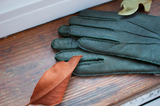 Cashmere Lined Peccary Gloves
