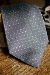 Woven Small Formal Pick Axe Tie