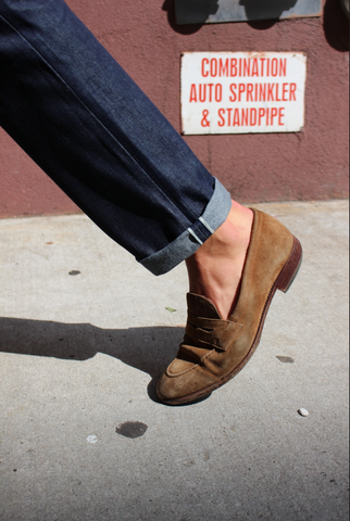 Lightweight Selvedge Jeans