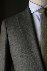 Oxford Grey Flannel Suit