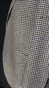 Tan/Brown Houndstooth Sport Coat