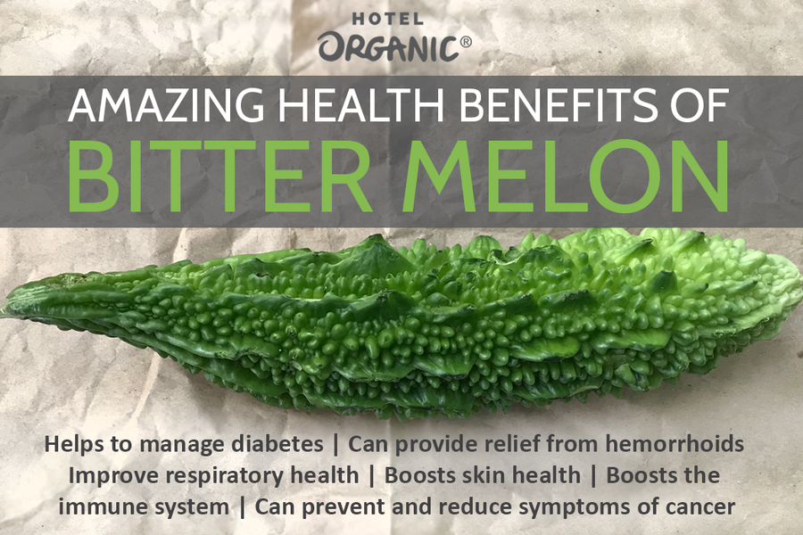 The Benefits of Bitter Melon