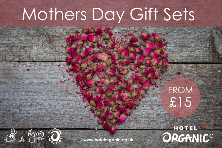 Treat your mum to a relaxing Gift Set this Mother's Day - Sunday 11th March