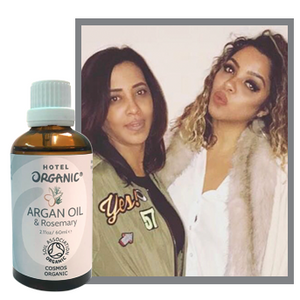 Genea a Entrepreneur and Gyasi a Beauty Blogger's Testimonial about Argan Oil Rosemary