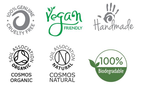 Logo's for Hotel Organic products