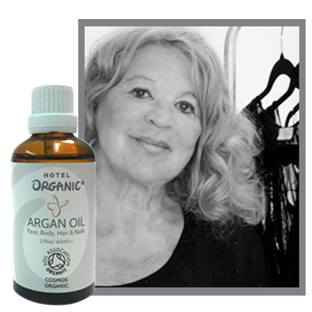 Tanya Founder of Ghost Fashion's Testimonial about Argan oil