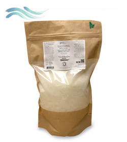 Pure Dead Sea Mineral Bath Salt 1000g Biodegradable Bag