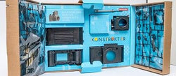 Lomo Konstruktor 35mm DIY SLR Film Camera KIt with PC flash socket