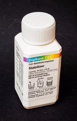 C41 Stabiliser only, for Digibase Easy C-41 developing kit 100ml, for 60 films