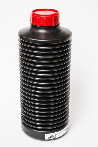 Kaiser 1L Film Chemical Storage  Air Exclusion Accordian type Bottle Made in EU.