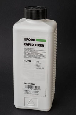 1984262 Ilford Rapid Fixer 1L Black & White Film and Paper