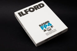 1678279 Ilford FP4 B&W sheet film 4x5