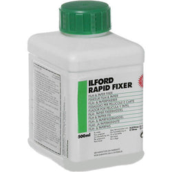 1984253 Ilford Rapid Fixer 500ml  Black & White Film and Paper[BKD]