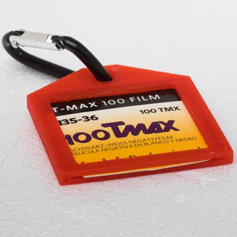 Film Box Top Holder accessory for 35mm film Camera, with carabiner FREE  SHIPPING