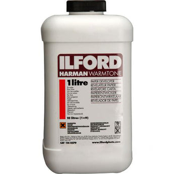 Ilford Harman Selenium Toner, Concentrate 1L for B&W photo paper, Archival