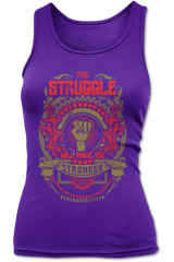 The Struggle Men's and Women's Tank Top