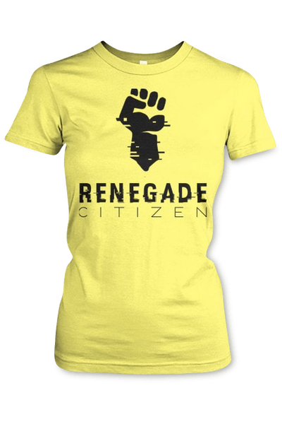 RenegadeCitizen Womens T-shirt