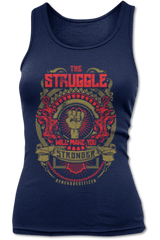 The Struggle Womens Tank Top