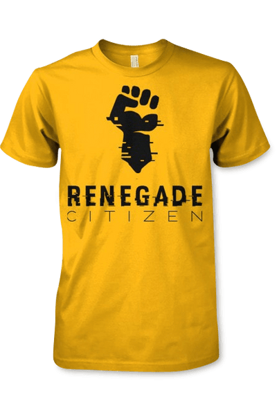 RenegadeCitizen Mens T-Shirt