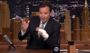 Jimmy Fallon's Ring Story