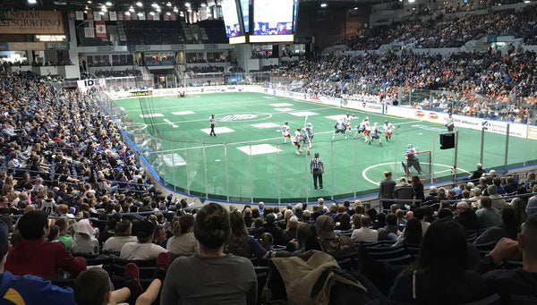 Rochester Knighthawks Military Night 2018