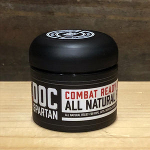 DOC Spartan Combat Ready Ointment - 2 oz.