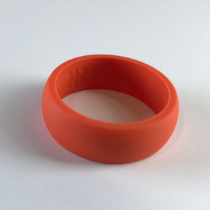 Men's Terracotta Orange Ring