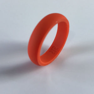 Women's Terracotta Orange Ring