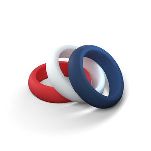 Women's Patriot Ring Collection