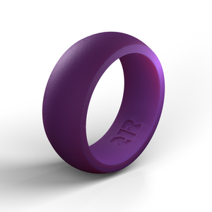 Men's Mulberry Silicone Ring