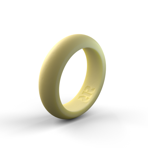 Women's Desert Tan Silicone Ring