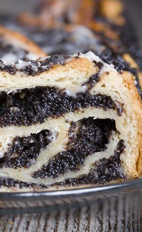Poppy Seed Coffee Cake