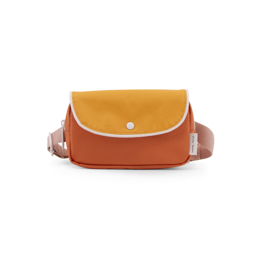 Sac banane WANDERER ajustable - Orange