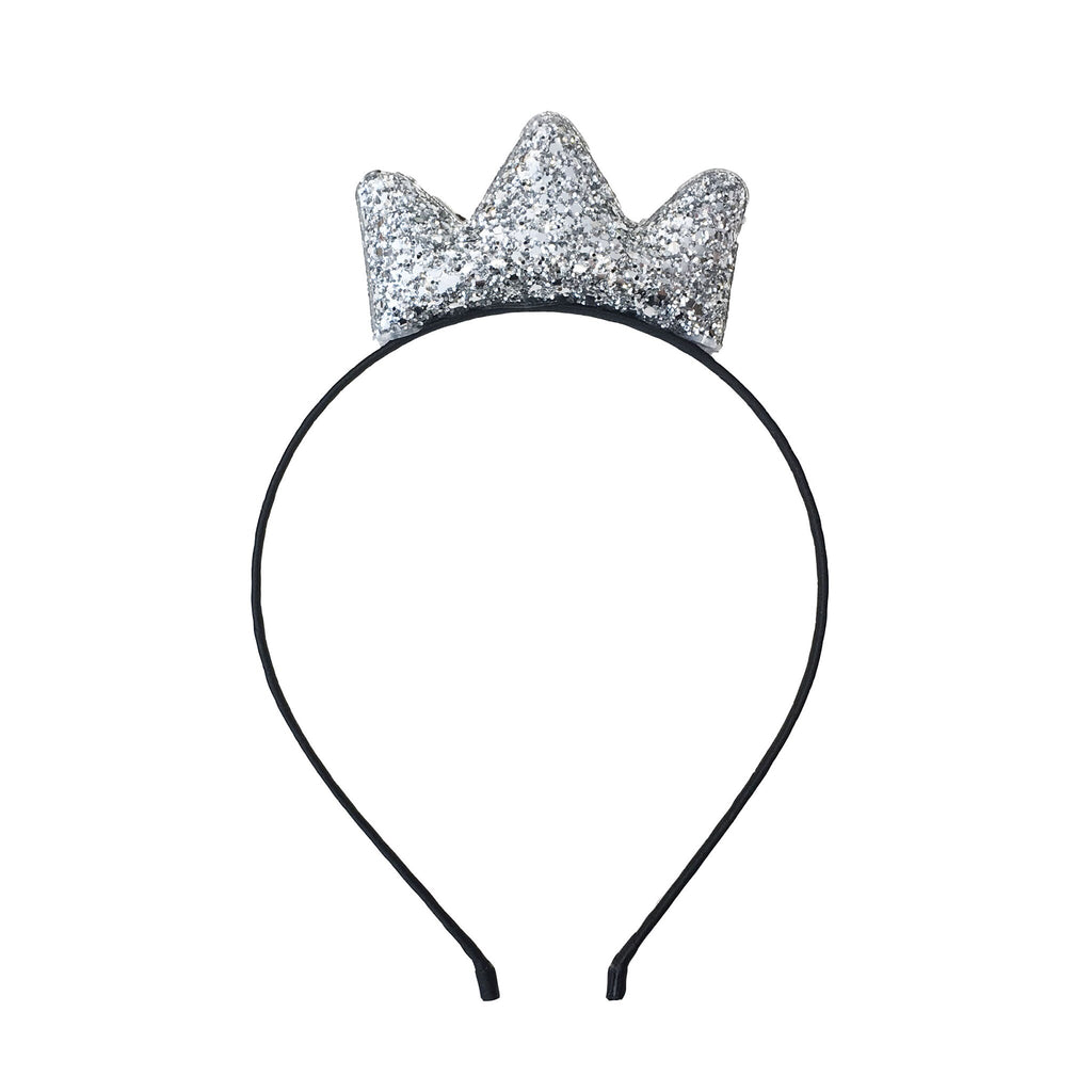 Couronne head and hair crown handmade faitmain silver glottes