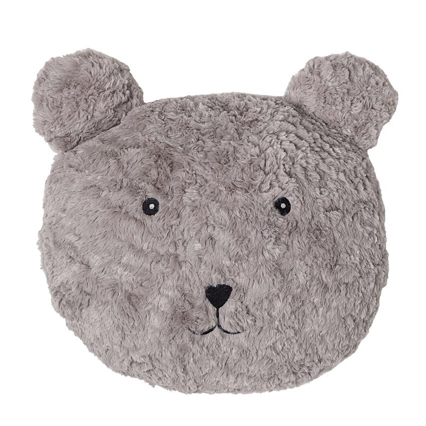 ourson Coussin oreiller doux fluff bear pillow bedroom kid