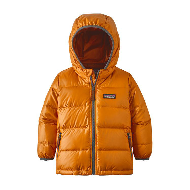 60493_CNY_Patagonia_hi-loft_down sweater_hoody_manteau_hiver_winter_warn_puffy_jaune_orange
