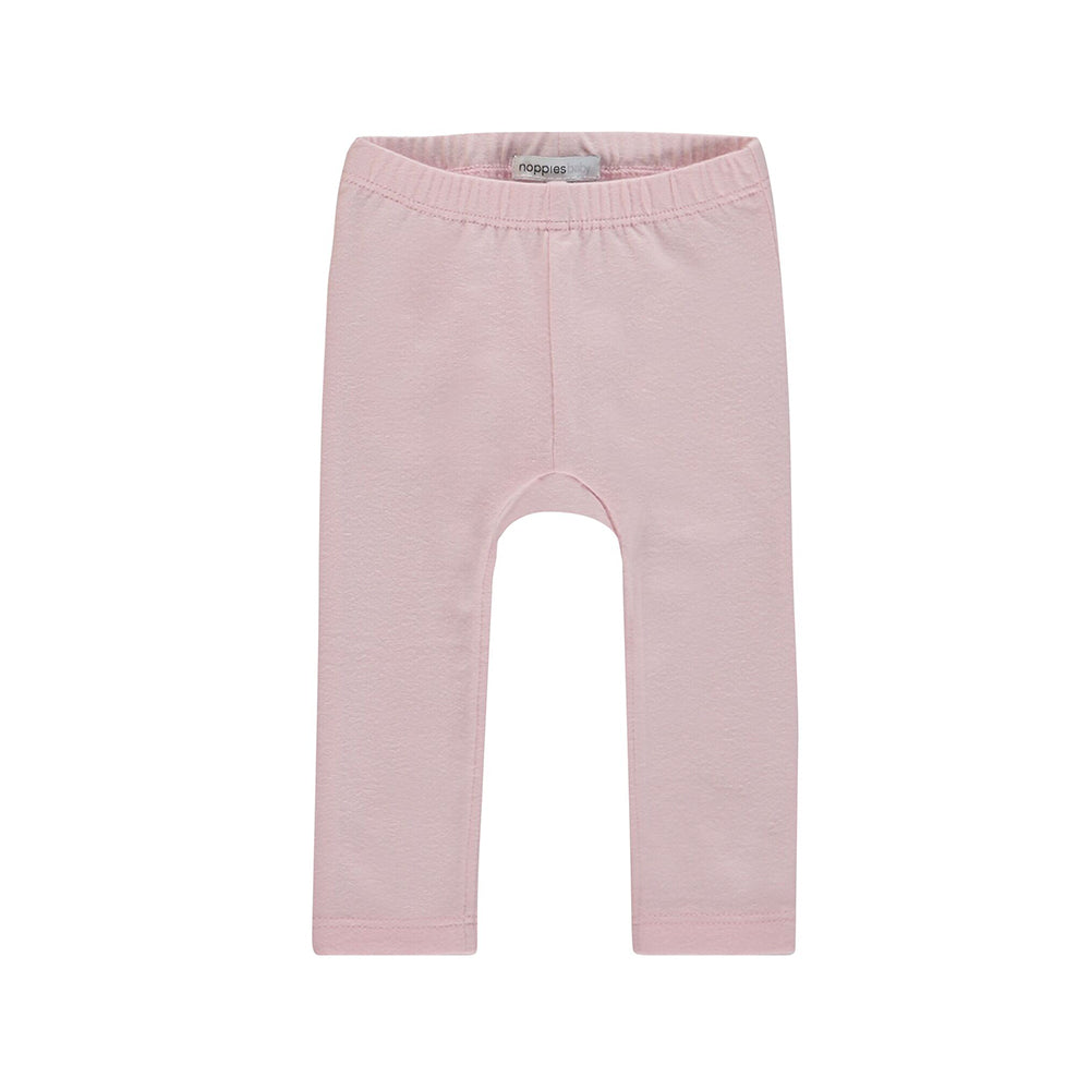 "Legging ""noppies"" - Rose"