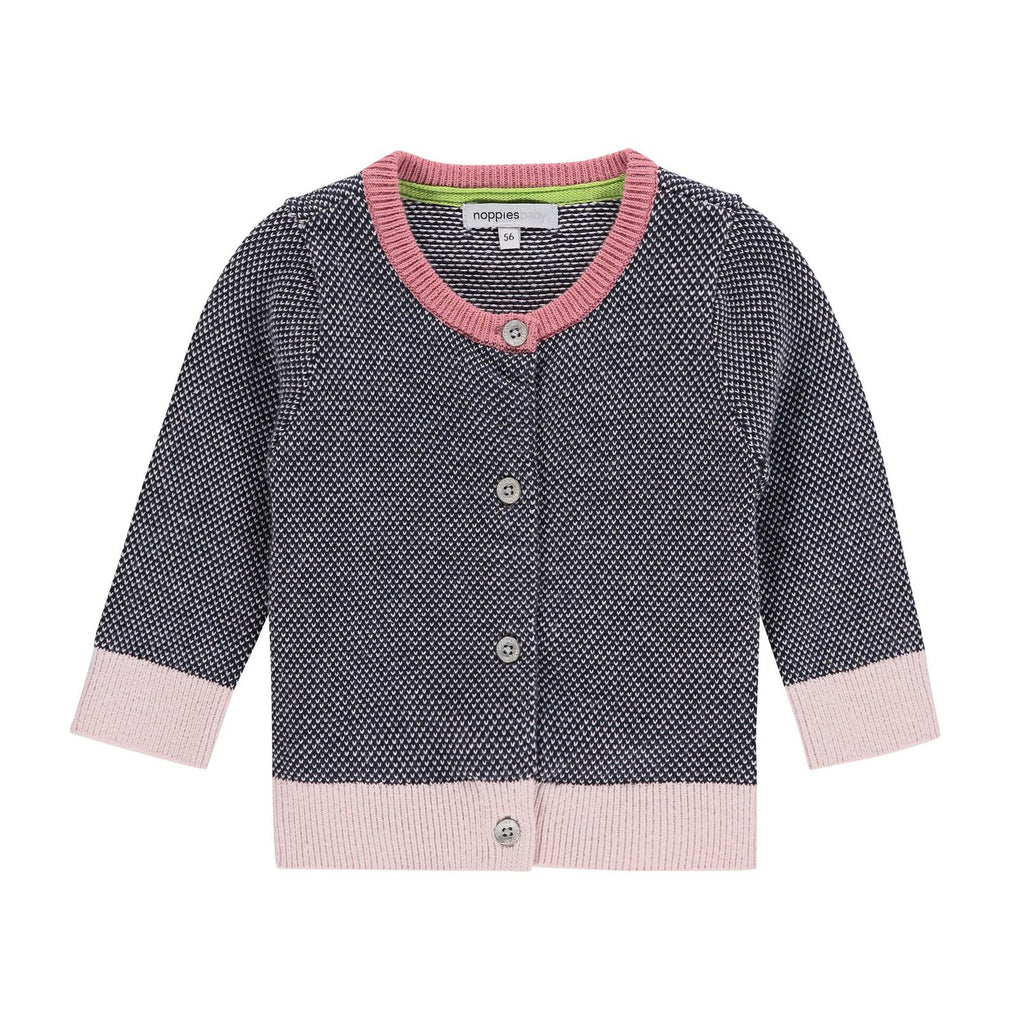 84572_noppies_cardigan_knit_rose_pink_girl_baby_fashion_w19_front_chandail_tricot
