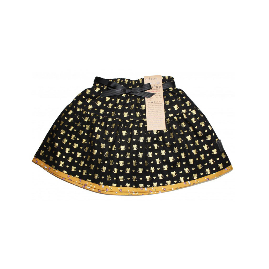 Aliceetsimone_AW19_jupe_skirt_reversible_madeinquebec_quebec_lesptitsmosus_fashion_tendance_mode_enfant__doré