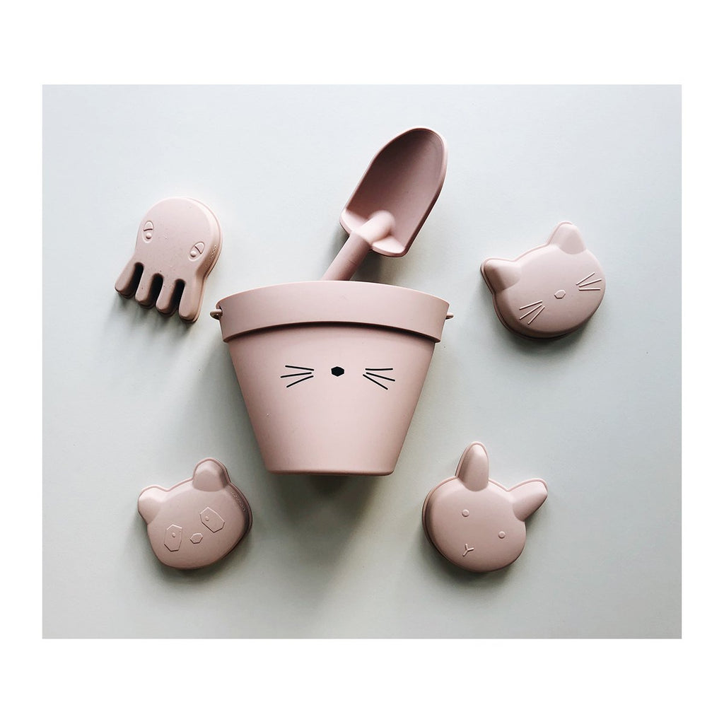 Moules animaux en silicone - Blush