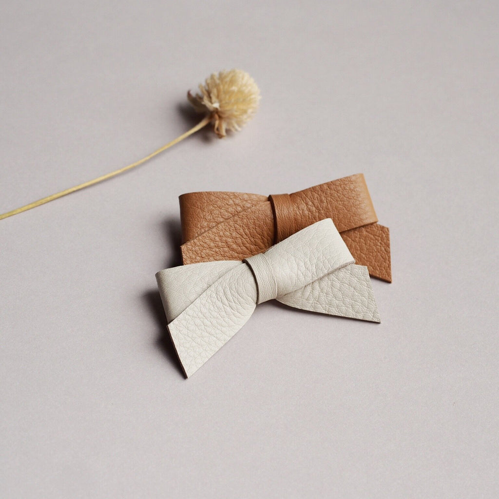 Cialaco_snap_clip_pince_boucle_handmade_leather_cuir_faitmain_accessory_hair_girl_tendance_fashion_AW18_